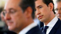 Österreichs Kanzler Sebastian Kurz (r.), Ex-FPÖ-Chef Heinz-Christian Strache: Warum wurde Kurz nicht informiert? Chef, Spiegel Online, News, Politics