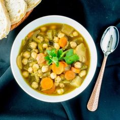 Vegan Irish Stew #Chickpea #garbanzobeans #garbanzos #chickpeas #cook #dinner #vegan #veganrecipes #veganfood #healthylifestyle #healthy #healthyfood #nutrition