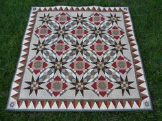Northern Deb Quilts: My Just Judie Competition Quilt... and the bad news :(