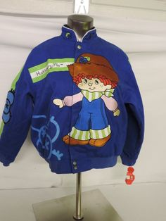 Strawberry Shortcake Designs Twill Jacket For Girls 24 Months Buy Now