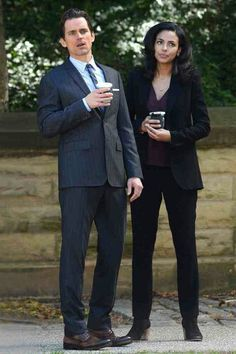 White Collar, Neal and Diana