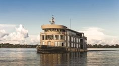 Delfin launches third Amazon vessel: Travel Weekly
