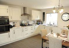David Wilson Homes   The Larches (Offenham)   Mitchell Design. Interior  Designed Kitchen