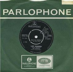 March 15th 1968 UK single  release date