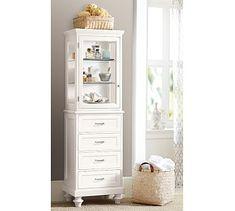 Stuart Storage Cabinet & Hutch