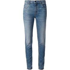 Alexander Wang Relaxed Slim Fit Jeans as seen on Miranda Kerr