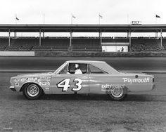 1966 Richard Petty '66 Plymouth