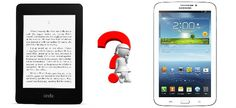 Tablet e Ebook Reader