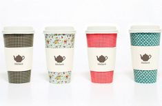 Cup for mallard tea rooms by  Sarah Walsh