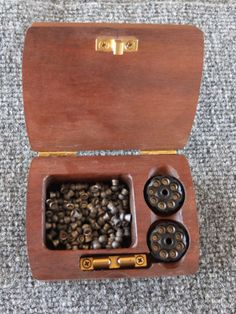 Custom Ammo Boxes