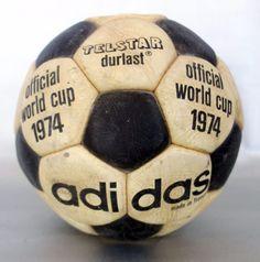 ADIDAS TELSTAR soccer ball bronze medal 1976 Olympics Games Brazil Vs USSR