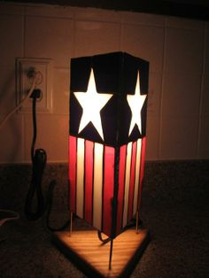 Flag Lantern by pgmovie - Delphi Artist Gallery
