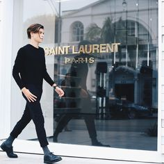 "Lucafersko on Instagram: ""@clubsaintlaurentparis"""