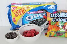 Oreo Eyeballs (Halloween Recipe) - Raining Hot Coupons