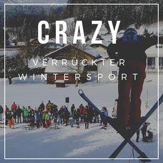 Wintersport in Österreich: Eislaufen, Skifahren und Rodeln sind dir zu langweilig? Du liebst das Abenteuer und bist für jeden Spaß zu haben? Dann wirst du unsere verrückten Veranstaltungsempfehlungen und Tipps lieben. #kärnten #österreich #wintersport #wintersportinkärnten #motivation #verrückt #photography Motivation, Sports, Long Distance, Biathlon, Ice Skating, Winter Vacations, Ice Hockey, Ski, Adventure