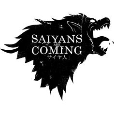 Saiyans are coming - Holyteesh