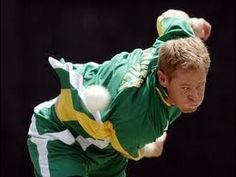 Shaun Maclean Pollock (born 16 July is a South African retired cricketer who is considered a bowling all-rounder. From 2000 to 2003 he was the captain . Bowling, Cricket, Cricket Sport