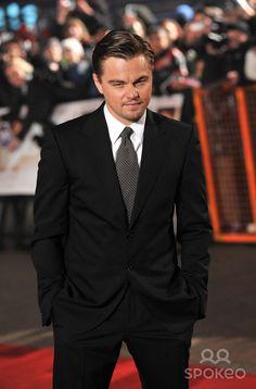 Leonardo DiCaprio Revolutionary Road UK film premiere held at the Odeon Leicester Square - Arrivals