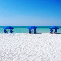 Take a beach break. You deserve it.  Founded in 1910, Santa Rosa Beach has a rich history. This long-standing vacation destination remains a hotspot for visitors years later — in fact, Santa Rosa Beach was recently named as one of Travel + Leisure's Top 5 Favorite Towns in America.  Santa Rosa Beach's sugar-white sand and turquoise water draw in vacationers from around the world.
