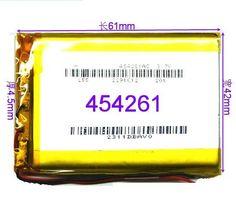 >> Click to Buy << C430C430+ C430T C430PC430VE454261 3.7V polymer lithium battery Li-ion Cell #Affiliate