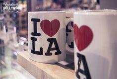Hollywood, i love LA