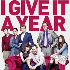 Second I Give It a Year Trailer -- Plus, we have the latest poster for director Dan Mazer's comedy starring Rose Byrne and Rafe Spall, debuting on VOD July 3 and in theaters August 9th. -- http://wtch.it/uR8ck