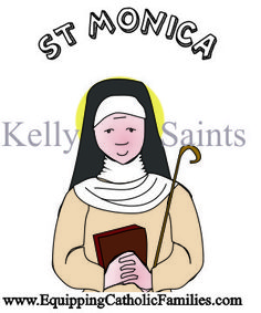 She is the patron saint of mothers and an awesome prayer warrior! St Monica, Teaching Religion, Prayer Warrior, Patron Saints, Homeschool, Disney Characters, Fictional Characters, Prayers, Aurora Sleeping Beauty
