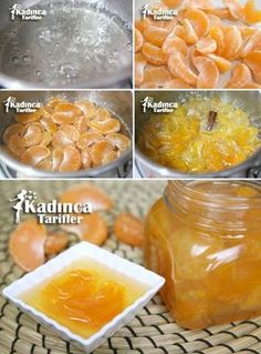 Mandarin Jam Recept, How-To - Food & Drink The Most Delicious Desserts – Culture Trip Happy Cook, Best Breakfast Recipes, Vegetable Drinks, How To Make Breakfast, Turkish Recipes, Food Menu, Food To Make, Vegan Recipes, Vegetarian Recipes