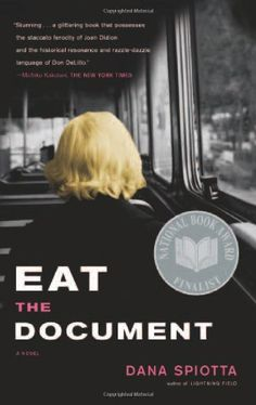 Eat the Document - Dana Spiotta July 2017