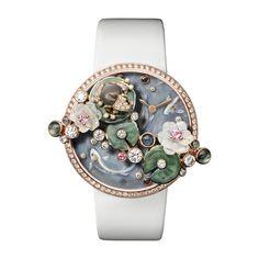 Orologio con bracciale e spilla Les Indomptables de Cartier