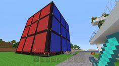 Minecraft Xbox - Giant Rubix Cube [87]
