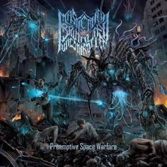 Mastication Of Brutality Uncontrolled - Preemptive Space Warfare 4/5 Sterne