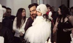 Ανδρέας Γεωργίου: Έγινε νονός στην Λευκωσία!! (photos) Girls Dresses, Flower Girl Dresses, Wedding Dresses, Fashion, Dresses Of Girls, Bride Dresses, Moda, Bridal Gowns, Fashion Styles