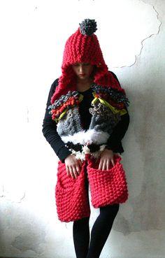 Handschuhe für Mädchen l.o.l Surprise Leuchteffekt Herbst Winter Set LOL Mütze