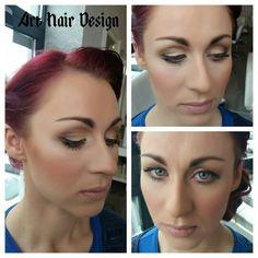 Makeup @Arthairdesignandbeauty
