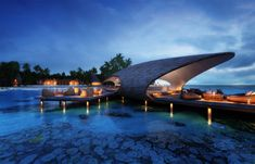 THE ST. REGIS VOMMULI RESORT, MALDIVES. The Top 60 Luxury Hotel Openings of 2016. TravelPlusStyle.com
