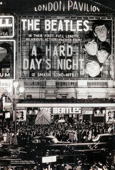 London Pavilion - A Hard Day's Night