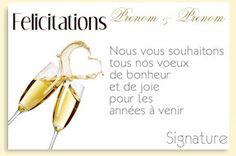 Image result for une carte de felicitations