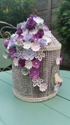 Purple birdcage                                                                                                                                                      Mehr