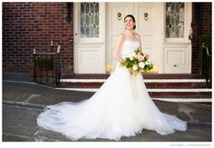 Bride   Tulle & Lace Bridal Dress www.ciccarelliphotography.com