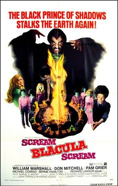 Always great to see Blacula, and it's good to know that Spiritus Leach is keeping the tradition alive in this modern genration