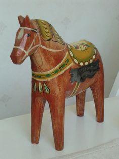 Dala horse by Feltangel, via Flickr