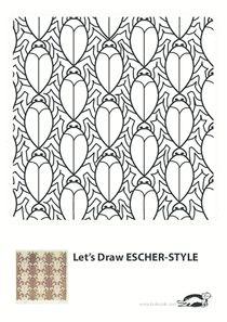 Las 35 mejores imágenes de Mosaico, Teselaciones y Pattern