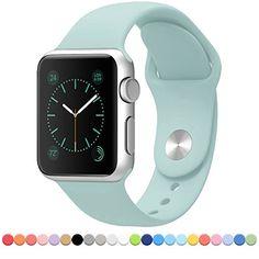 FanTEK Apple Watch Band - Soft Silicone Sport Style Repla... https://www.amazon.com/dp/B0179V1BVY/ref=cm_sw_r_pi_dp_x_JE4eyb3NT3SCN