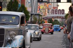 August used to be the slow season for tourism in Reno, NV. In fact, back in 1986, Reno officials were so concerned about August slow season that they created a special event at the Reno-Sparks Conv…