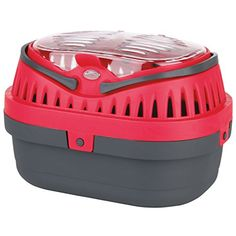 Pico Small Pet Mouse Mice Dwarf Hamster Carry Case Box Assorted Colours: Amazon.co.uk: Pet Supplies