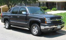Chevrolet Avalanche - Wikipedia