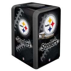 Pittsburgh Steelers NFL Portable Party Fridge