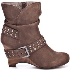 nice boots - Muse - Taupe main view