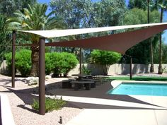Phoenix Shade Sails and Shade Structures | Shade Canopies | Pool Shades | Shade Industries, Arizona | Gallery